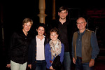 Gabriele Hayes, Mathias Tretter, and the Puschendorf family