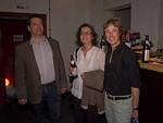 Herr Koch, Julianna Fox, Gabriele Hayes